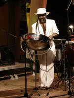 De Funky Calypso Band 2008 – Courtney Jones